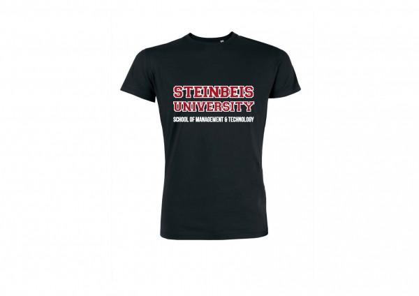 Herren T-Shirt, schwarz